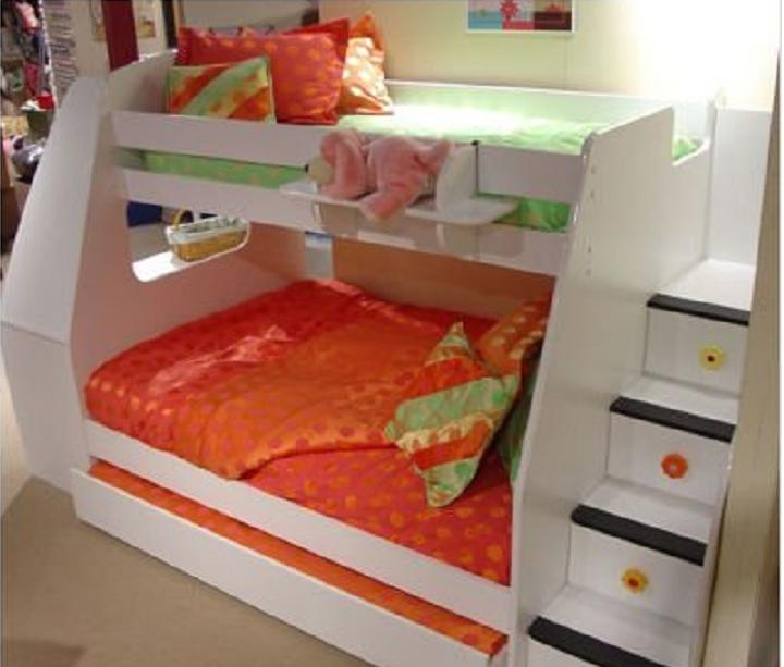 Wood Build A Bear Bunk Bed Twin Over Full PDF Plans