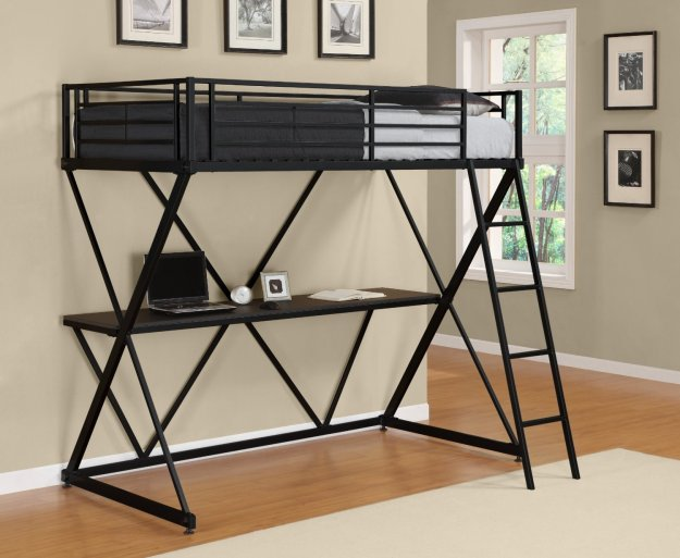 X-Loft Bunk Bed by Dorel Home Products