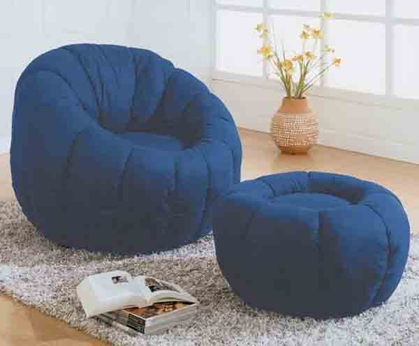 Equinox Swivel Chair by Acme Furniture