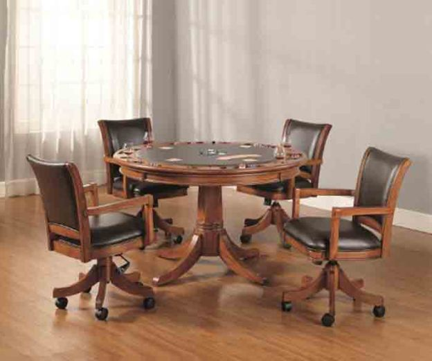 Park View Game Table by Hillsdale Furniture