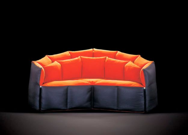 Tukama Sofa by Francesaca Donati